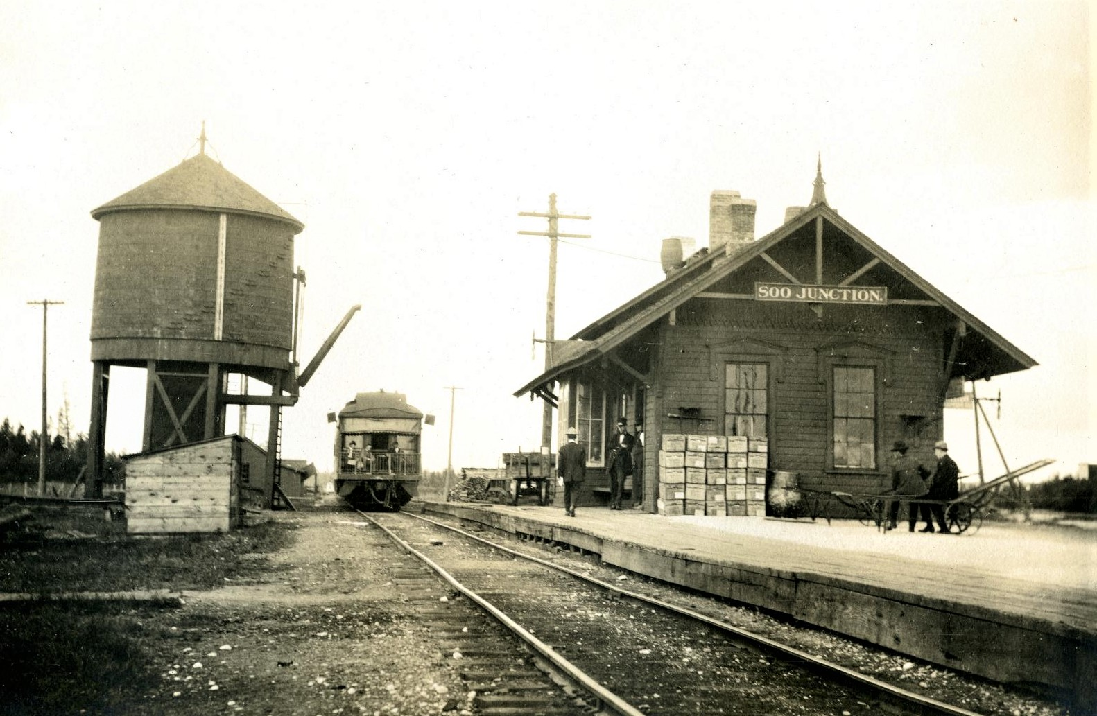 DSSA Soo Junction Depot